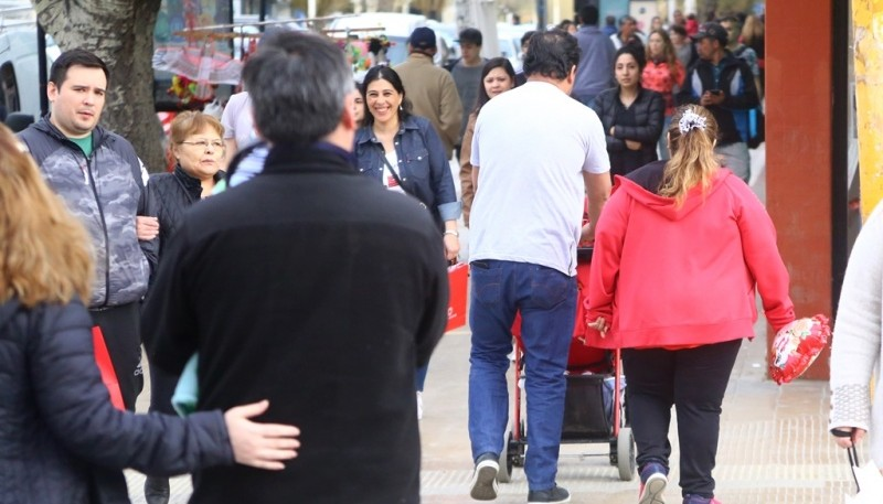 Preocupa la fuerte caída del empleo en la capital santacruceña. (Ilustrativa).