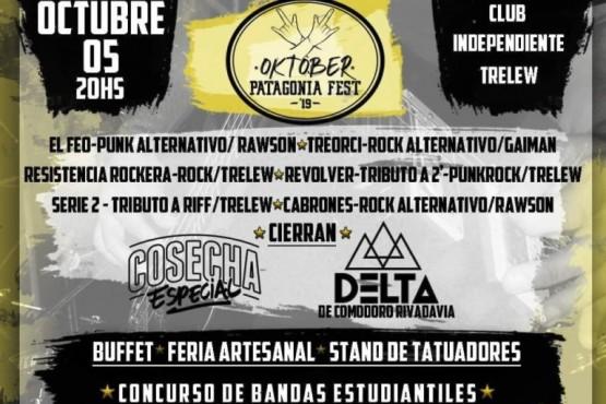 Se viene el Oktober Patagonia Fest
