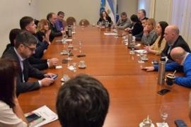 El Gabinete de Arcioni repudió las amenazas hacia funcionarios
