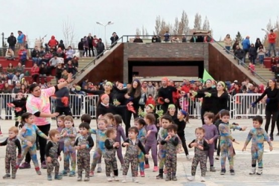Reprogramaron los festejos por el Día de la Primavera por el mal clima