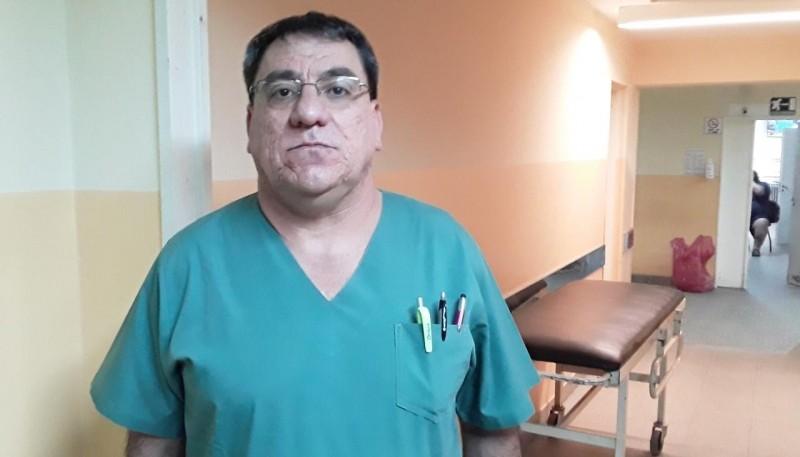 El director del Hospital Zonal de Esquel