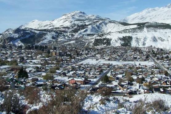 Rige el alerta por nevadas: el clima en Chubut
