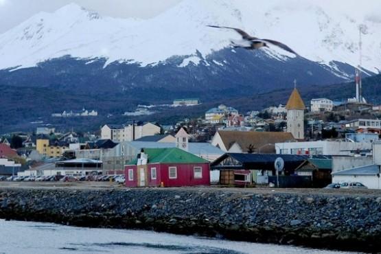 El tiempo en las principales ciudades de Tierra del Fuego.