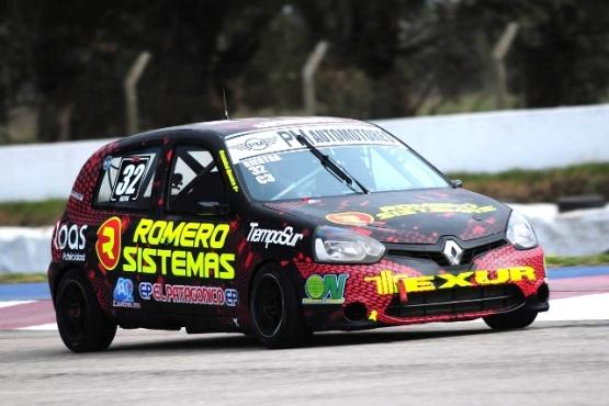 El Clio tuvo un rendimiento parejo en la serie.
