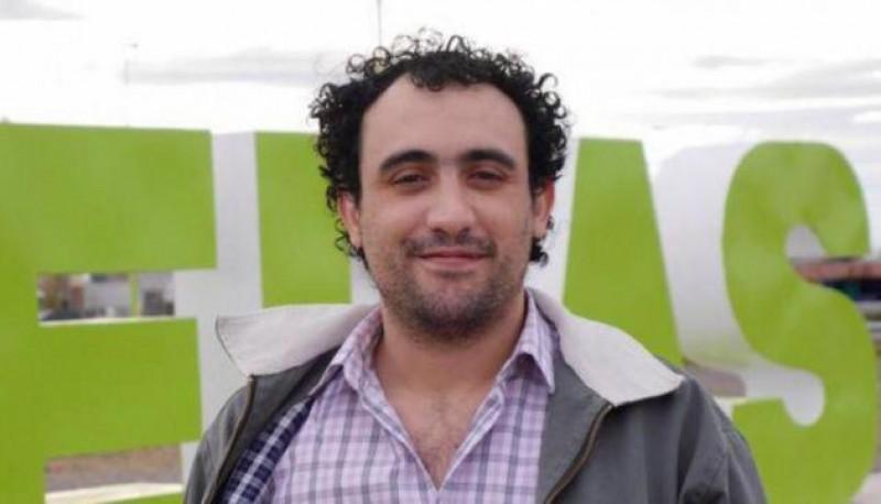 José María carambia es candidato a intendente de Las Heras