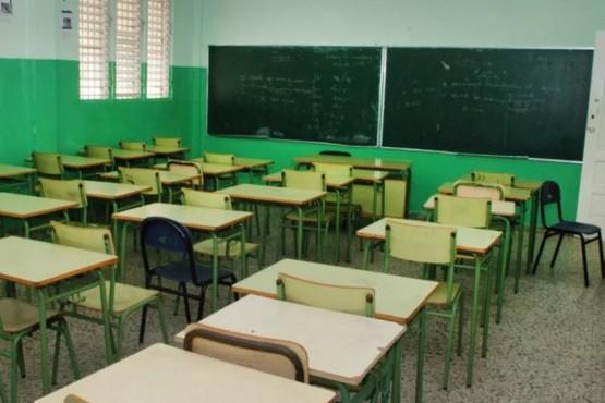 """Javier Fernández: """"Si un docente vive con un solo cargo es muy difícil decir que no es pobre"""""""