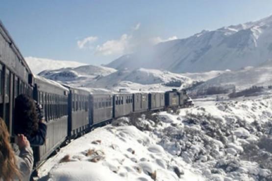 Sigue la nieve: conocé el clima este miércoles en Chubut