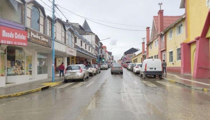 Los comercios cierran hoy en Ushuaia.