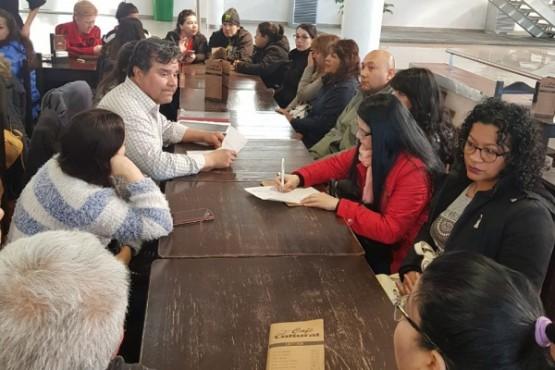 Padres Autoconvocados pedirán reunión con el Gobernador Arcioni