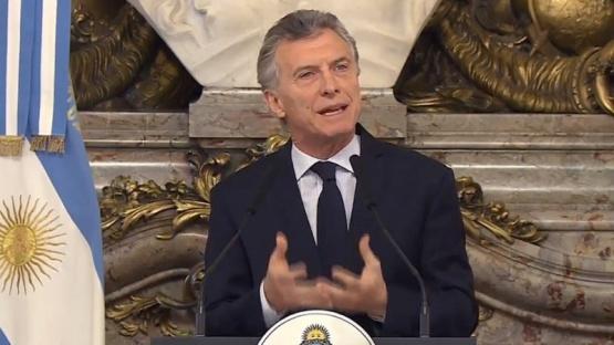 Mauricio Macri defendió al poder Judicial.