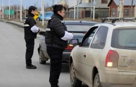 Ocho autos secuestrados por conductores alcoholizados
