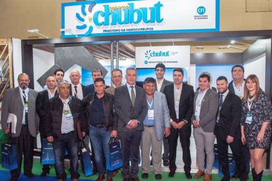 El gobernador del Chubut, Mariano Arcioni, estuvo presente este lunes en Buenos Aires en la inauguración de la Argentina Oil & Gas Expo 2019 que tiene lugar en La Rural de Palermo.
