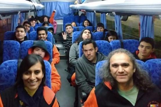 Pu Kara de viaje a Osorno