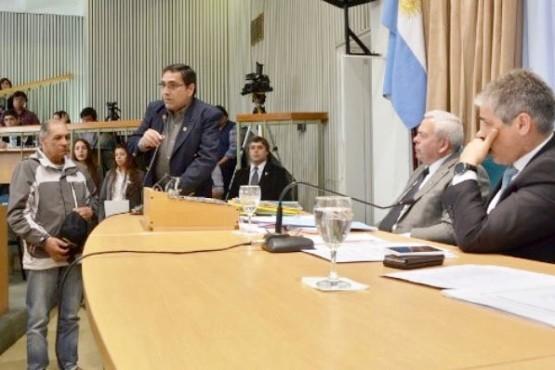 Alturria integra la comisión santacruceña.