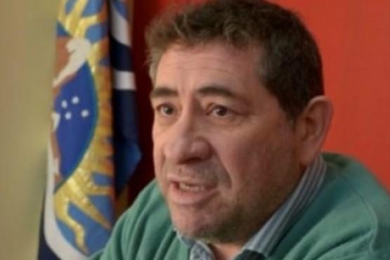 El vicepresidente del CPE, Ismael Enrique.