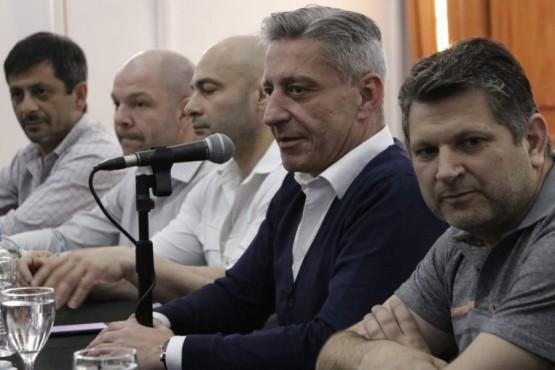 Intendentes se reunieron con Arcioni y le manifestaron el apoyo a la gobernabilidad e institucionalidad