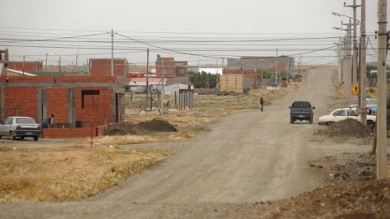 Piden un plan de urbanización en el sector. (Archivo)
