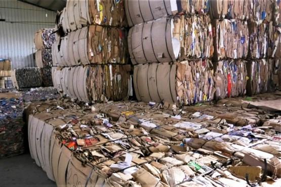 El Calafate concretó la venta récord de más de 37.000 kilos de material reciclado
