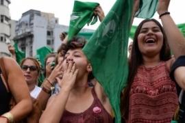"""""""Un grito global"""" en el Día internacional por el Aborto Legal"""