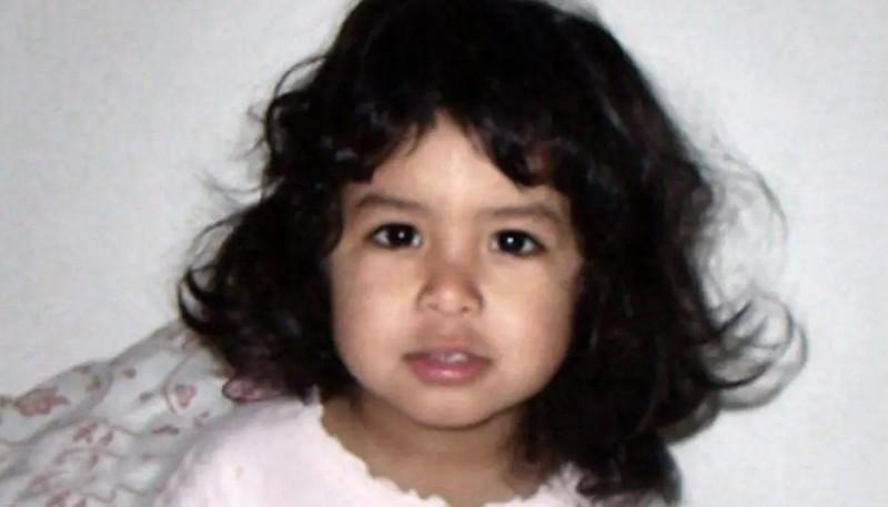 Sofía Herrera desapareció cuando tenía 3 años.