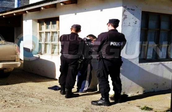El sujeto quedó detenido.