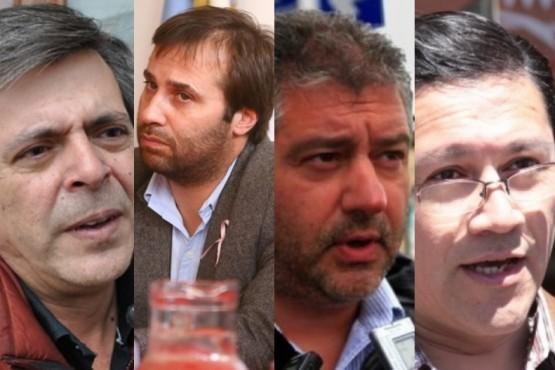 Leguizamón, Roquel, Fadul y Cruz iban sin Macri en la boleta. Ahora deberán llevarlo.