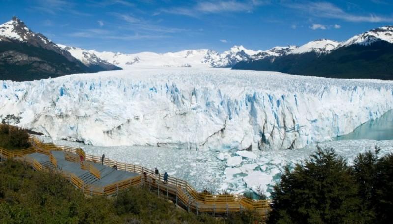 Doce provincias argentinas tienen glaciares.