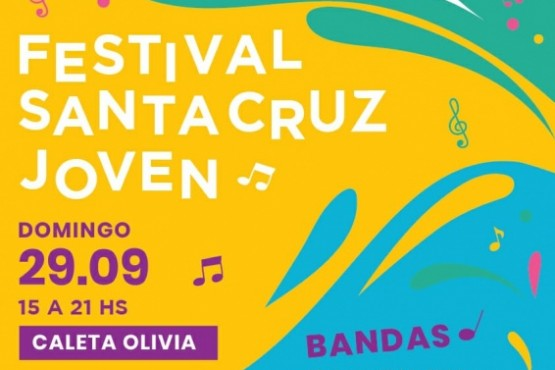 Festival Santa Cruz Joven.