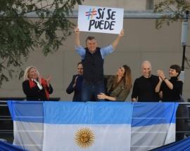 """Macri: """"Se puede dar vuelta esta elección"""""""