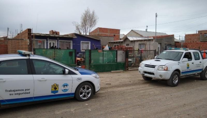 Viviendas allanadas por el personal de la Comisaría Quinta, en busca de los elementos robados y valuados en $90.000.