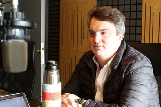 Tomás Núñez, propietario de Montecarlo. (Foto: C. González.).