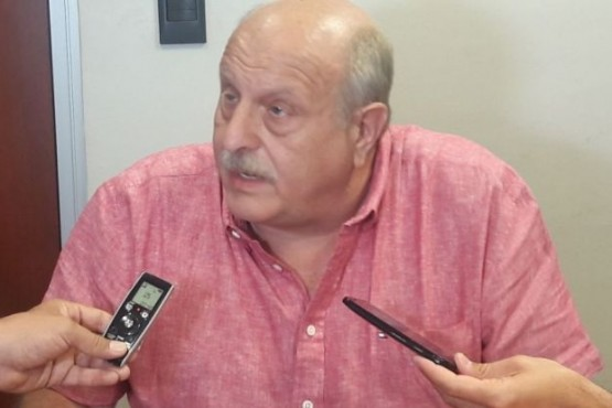César Herrera, presidente del Unión Cívica Radical.