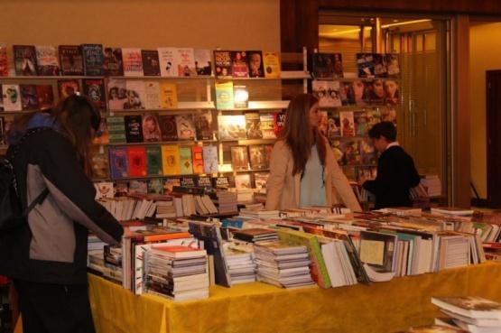 Feria del Libro en Calafate.