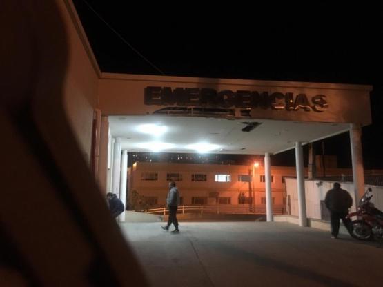 Hospital de Comodoro Rivadavia.