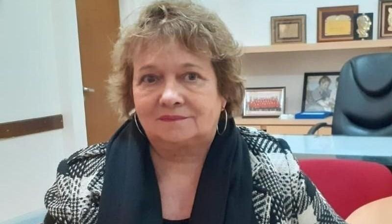 La concejal Araceli Di Filippo.