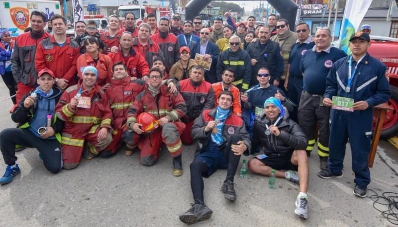 Maratón de Bomberos.