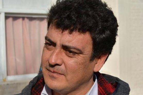 El intendente de Puerto Deseado, Gustavo González.