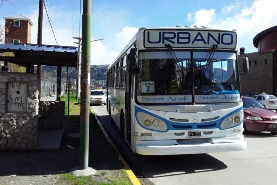 Transporte Urbano en Esquel.