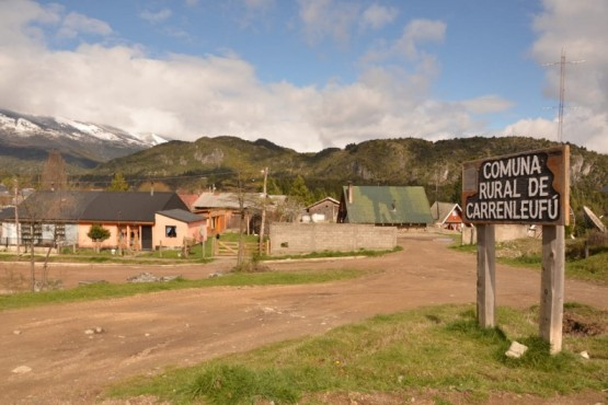Comuna rural de Carrenleufú.