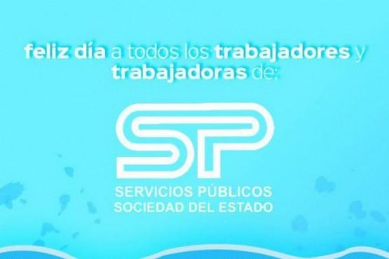 39 años de la creación de Servicios Públicos.