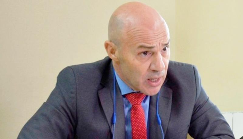 El fiscal Tanarro.