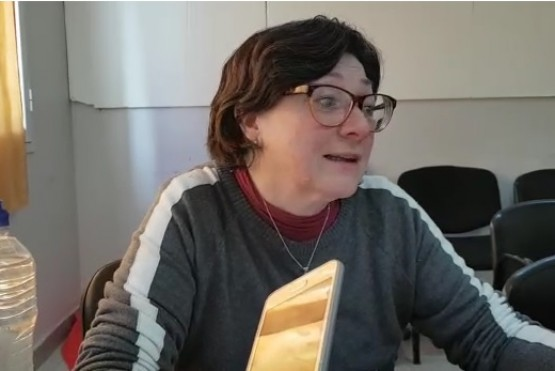Directora del área de epidemiologia, Susana Muñoz.