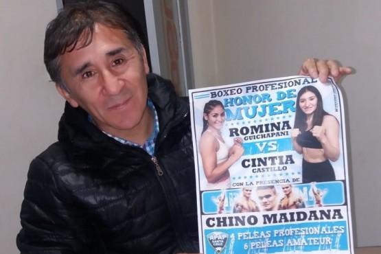 Candy Uribe encabeza la organización.