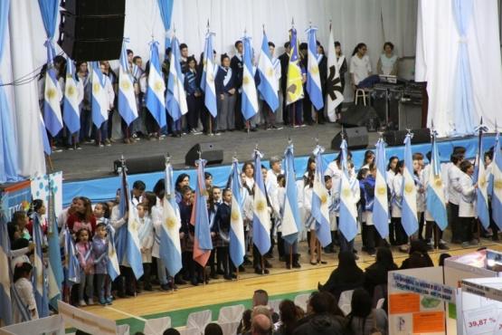 Inauguración de la Feria Provincial (C.G)