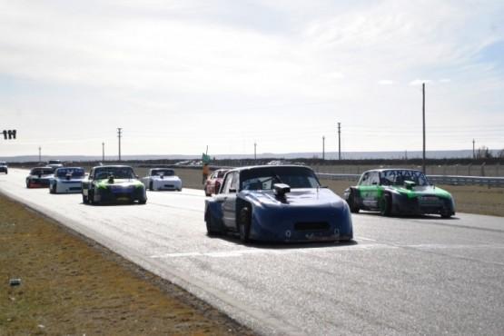 El automovilismo se hará sentir este fin de semana.