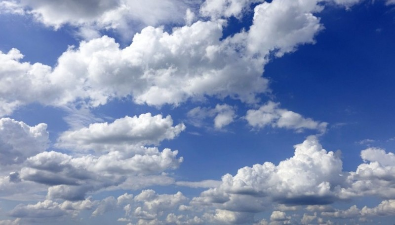 Parcialmente nublado en Ushuaia.