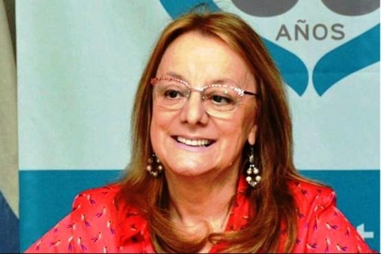 Alicia Kirchner, Gobernadora de Santa Cruz (Foto archivo).