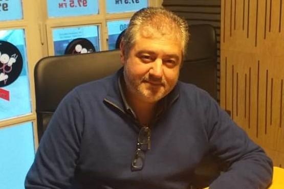 El candidato a intendente Pablo Fadul. (Foto archivo)