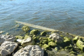 Cuánto tiempo resta para que mejore el envío de caudal de agua a Caleta