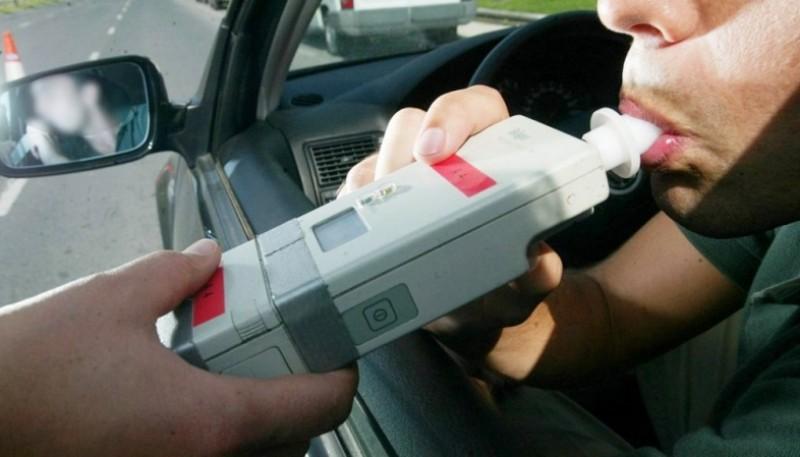 Realizan controles de alcoholemia en distintos puntos de la ciudad (Foto ilustrativa).